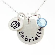 necklace with baby name jc jewelry design new necklace baby name and baby