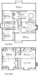Open Cabin Floor Plans Best 25 Floor Plan With Loft Ideas On Pinterest Small Log Cabin