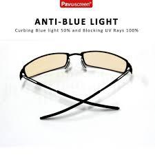 glasses that block fluorescent lights pavoscreen blue light blocker computer glasses optimoz com au
