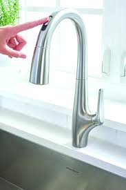 touch free kitchen faucet touch free kitchen faucet free kitchen faucet kohler