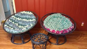 Pink Papasan Cushion by 100 Oversized Papasan Chair Cushion Rattan Papasan Chair