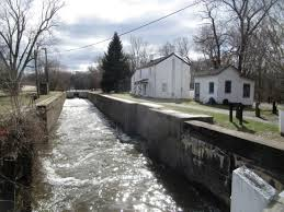 r aration canap 3 5 18 princeton a lock of the delaware and raritan canal at