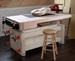table saw workbench plans workbench plans diy adjustable height wood workbench plans