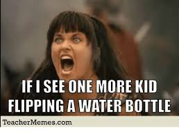 Meme Kids - ifisee one more kid flipping a w bottle teacher memes com dank