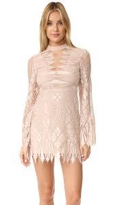 free people deco lace mini dress shopbop