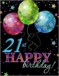 birthday balloons for him 21st happy birthday memory book 21st birthday decorations in