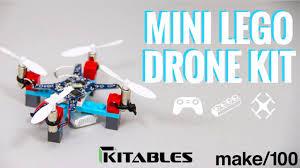 Diy Drone Diy Mini Lego Drone Kit By Kitables U2014 Kickstarter
