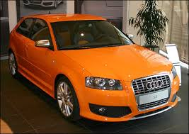 does anyone know the paint code for the bright orange audi s3