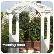 wedding arbor rental haz gazebos arbors lattice haz rental center garden grove ca