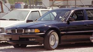 you can own the bmw 7 series tupac was shot in for only 1 5
