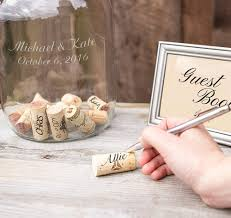 wedding wishes guest book wedding wishes in a bottle guest book personalized wedding