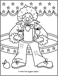 Free Printable Circus Coloring Pages Great For Kids Teachers Circus Coloring Page