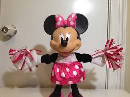 disney cheerin minnie mouse fisher price disney minnie mouse