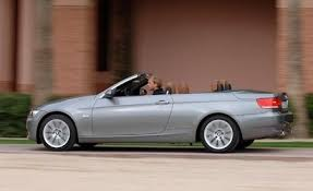 best for bmw 335i 2008 bmw 335i convertible drive review reviews car and
