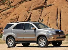 fortuner specs of toyota fortuner za spec 2008 u201311
