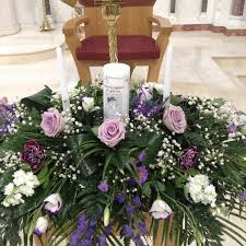 wedding flowers northern ireland 35 best wedding arrangements for church images on