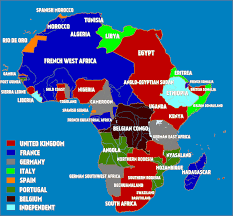 African Flags And Their Countries Africa In World War 1 Europe