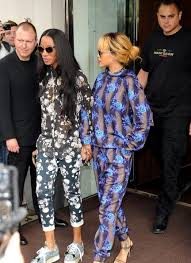 rihanna jumpsuit rihanna photos photos rihanna wears a jumpsuit in zimbio