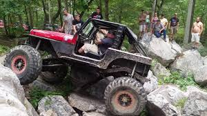 jeep easter bunny big dogs offroad 2016 bunny hole btf rig youtube