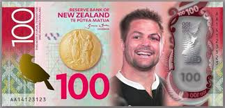 richie mccaw suggested design for the zealand 100 bill all