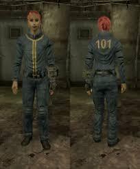 fallout vault jumpsuit child s vault 101 jumpsuit misc the wiki