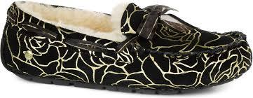 ugg womens casual shoes ugg s dakota rosebloom free shipping free returns ugg