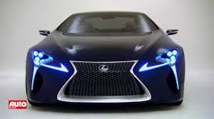 lexus lf lc vs bmw i8 2012 lexus lf lc blue concept sportcoupé als hybrid studie hd