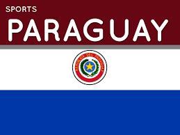 Paraguayan Flag Paraguay Sports By Ashley Burkholder