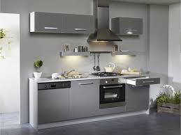 cuisine gris et cuisine gris et blanc simple home design ideas newhomedesign avec 2