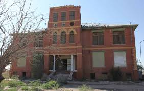 abandoned town for sale 10 abandoned buildings in texas haunted by black eyed children