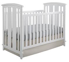 Graco Lauren Classic Convertible Crib White by Furniture Baby Gear And Accessories