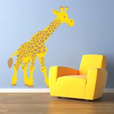 Giraffe Wall Decals For Nursery Wall Decal