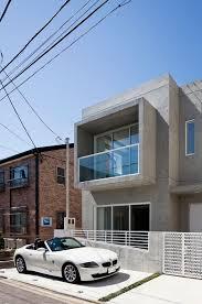Concrete House Designs Modern Japanese Small House Design