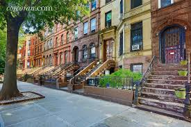 Black Swan Bed Stuy 1 75 Million Bed Stuy Townhouse In A Future Historic District Has