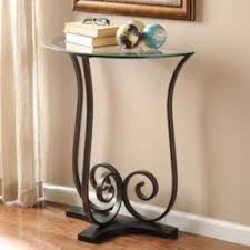 Metal Entry Table Half Entry Table Foter