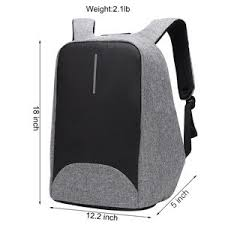 amazon black friday luggage amazon com sami studio anti theft backpack with usb charging port