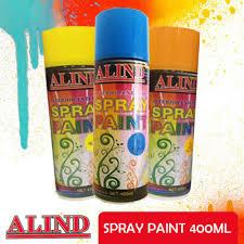 qoo10 alind spray paint 400ml tools u0026 gardening
