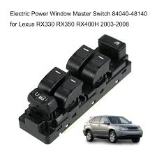 lexus amplifier philippines electric power window master switch 84040 48140 for lexus rx330