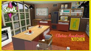 the sims 3 electric apartment kitchen youtube
