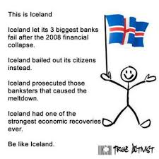 Iceland Meme - should we be like iceland a controversial and alternative