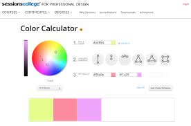 Complementary Colors Generator by Color Schemes Art Tra