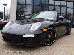 porsche 911 carrera gts cabriolet 2011 porsche 911 carrera gts cabriolet in black 754973