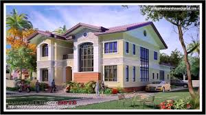 2 Storey House Two Storey House Design In The Philippines Youtube
