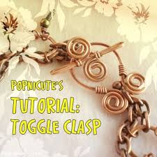 Toggle Clasps For Jewelry Making - 201 best jewelry diy clasps headpins etc images on pinterest