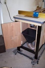 router table dust collection homemade router table dust collection funnel homemadetools net