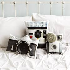 vintage camera pillows photo pillow vintage camera uncommongoods vintage camera pillows 1 thumbnail