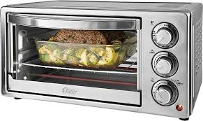 Best Small Toaster Oster 6 Slice Toaster Oven Silver Tssttvf816 Best Buy