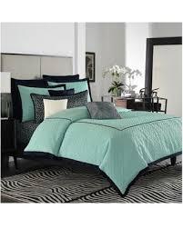 King Comforter Sets Blue Amazing Deal On Vince Camuto Vince Camuto Devon Reversible