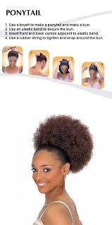 afro puff pocket bun hairstyles the 25 best drawstring ponytail ideas on pinterest natural hair