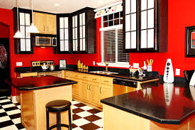 Colors That Go With Red Red Paint Colors Kitchen Walls House Plans Ideas